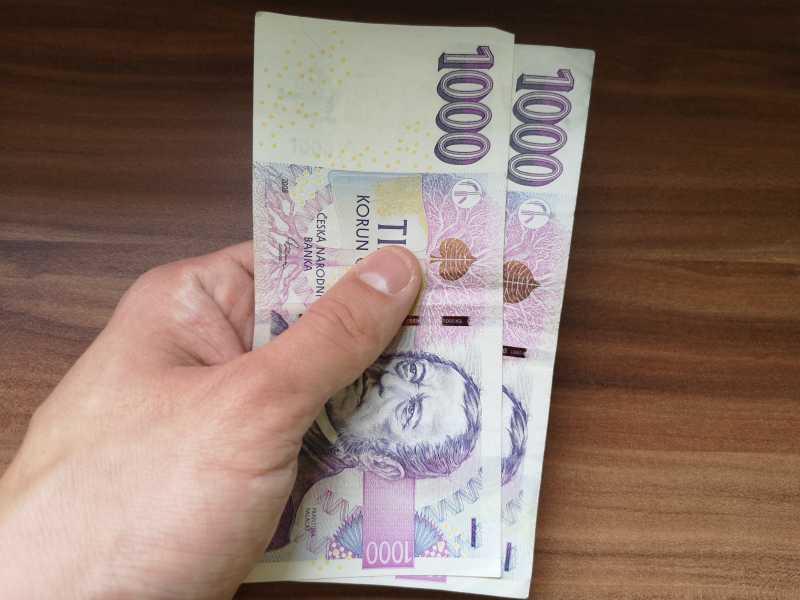 Finanční odměna